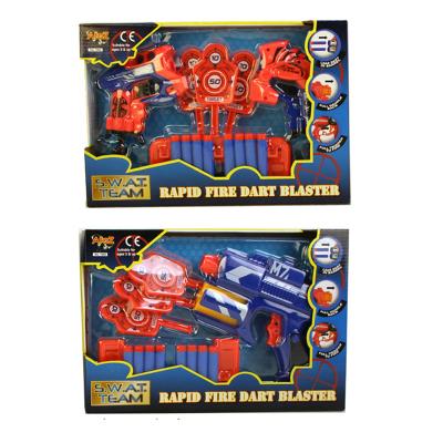 RAPID FIRE DART BLASTER (2 ASSTD)