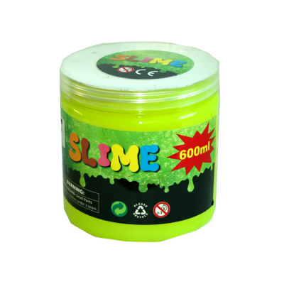GIANT SLIME TUB NEON 600ML