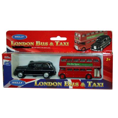 D/C 1:60 LONDON TAXI & BUS