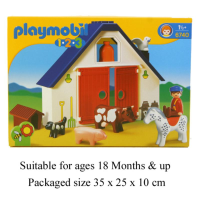 06740 PLAYMOBIL ANIMAL FARM