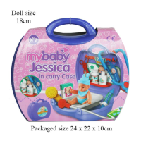 BABY PLAYSET IN CASE