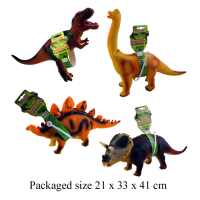 TRY ME DINOSAUR WITH SOUND 4 ASST