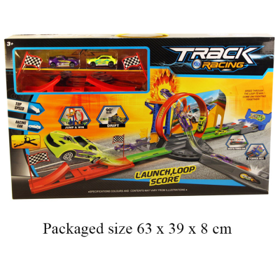LAUNCH & LOOP TRACK