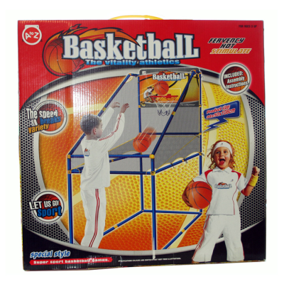 FUN BASKETBALL STAND