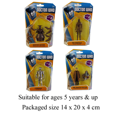 DOCTOR WHO ACTION FIGURE (88100)