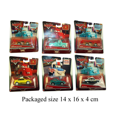 DC DISNEY CARS  5 ASSTD