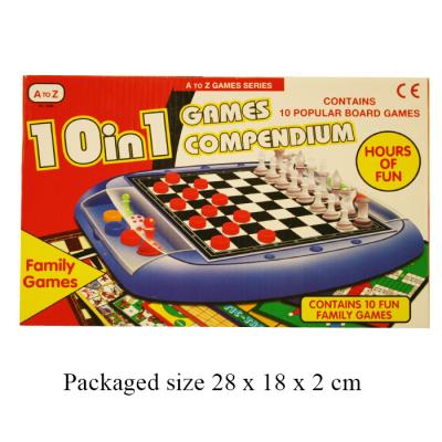 COMPENDIUM OF GAMES (10)