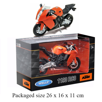 1:10 MOTORCYCLE KTM 1190 RC8R