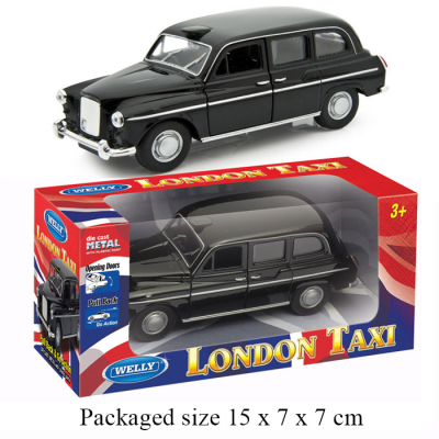 D/C PULL BACK LONDON TAXI