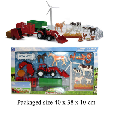 1:32 COUNTRY LIFE PLAY SET