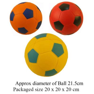 SOLID FOAM BALL 8.5INCH (3 ASSTD)