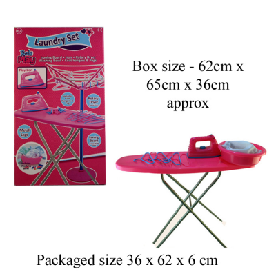 LAUNDRY & IRONING SET