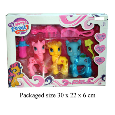 UNICORN FAMILY SET