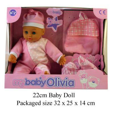BABY OLIVIA LAYETTE SET