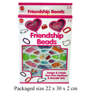 FRIENDSHIP BEAD SET