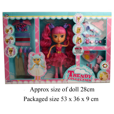 TRENDY COLLECTION DOLL