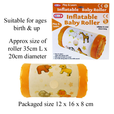 BABY ROLLER WITH BALLS (62626)