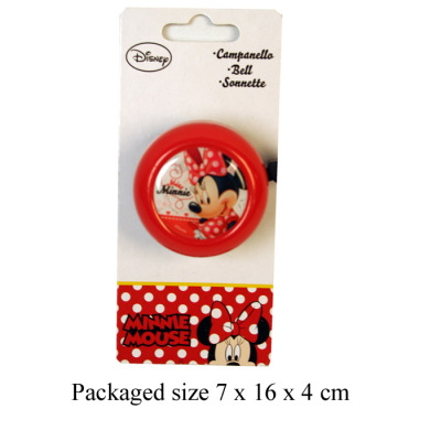 DISNEY MINNIE METAL BIKE BELL