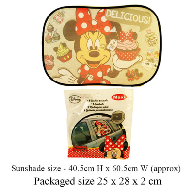 DISNEY MINNIE SUNSHADE