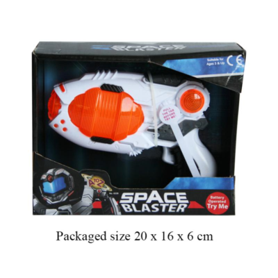 TRY ME SPACE GUN