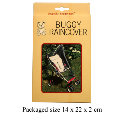 BUGGY RAINCOVER IN BOX