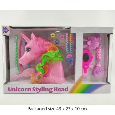 UNICORN STYLING HEAD DELUXE