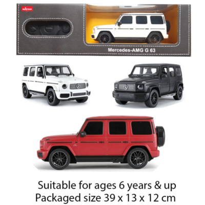 RDC 1:24 MERCEDES BENZ G63