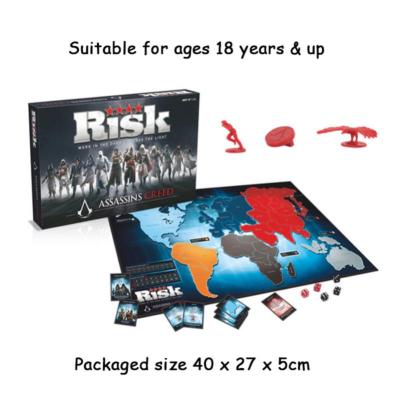 ASSASSINS CREED RISK