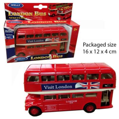 DC LONDON BUS 13CM