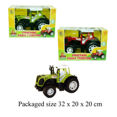 FARM TRACTOR (2 ASSTD)