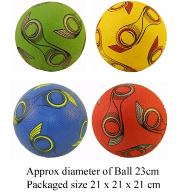ALL SURFACE FOOTBALL 9 INCH
