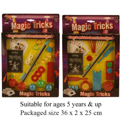 MAGIC TRICKS 2 ASSTD