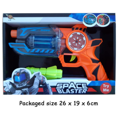 TRY ME SPACE BLASTER