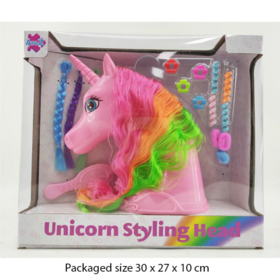 UNICORN STYLING HEAD