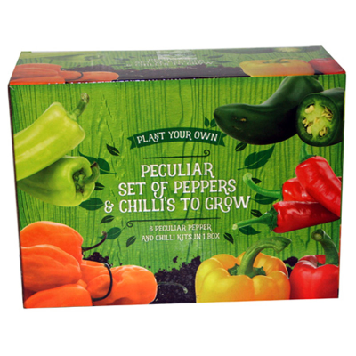 PECULIAR PEPPER N CHILLI KIT