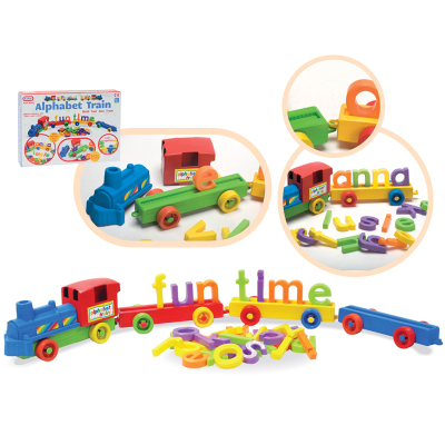 ABC TRAIN SET (MED)