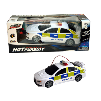 RDC UK POLICE CAR
