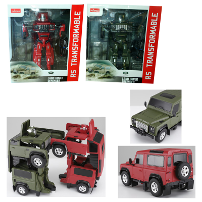 RDC 1:14 LAND ROVER DEFENDER TRANSFORMER