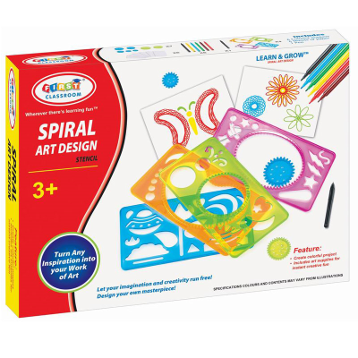 SPIRAL ART DESIGN
