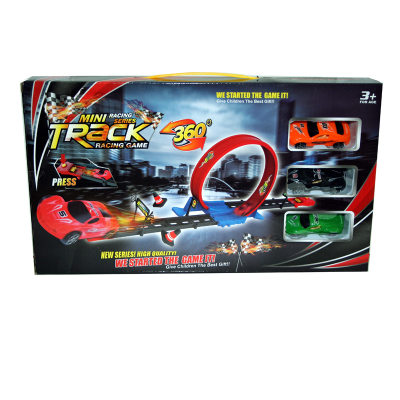 LOOPING RACE TRACK 3 CARS