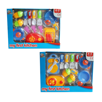 PLAY KITCHEN SET (2 ASSTD)
