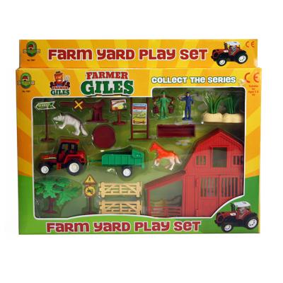 FARMYARD PLAY SET