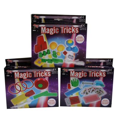 MAGIC TRICKS  3 ASSTD