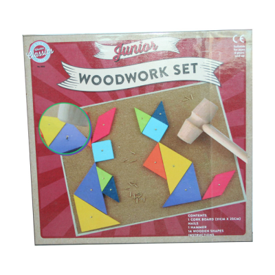 JR WOODWORK SET