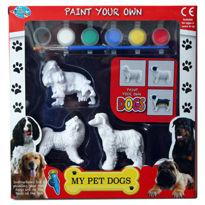 PYO PET DOGS 3PCS