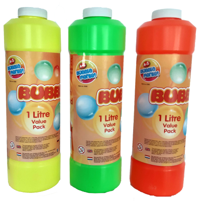 BUBBLE TUB 1 LITRE WITH WAND