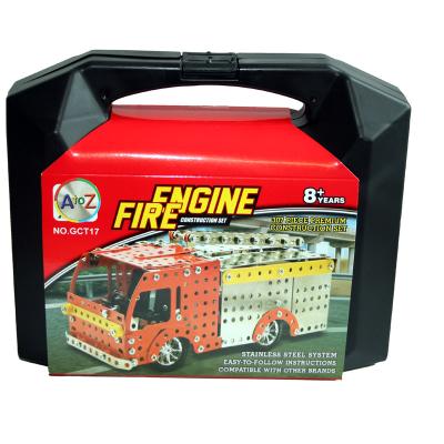 FIRE ENGINE 307PCS KIT