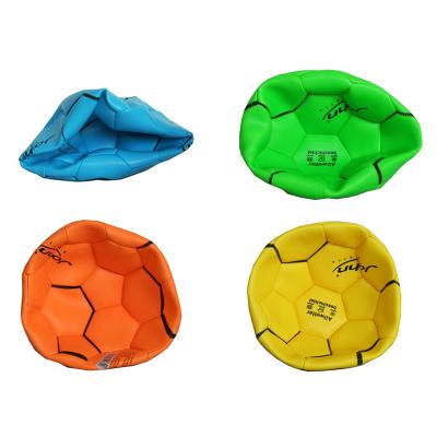 STITCHED FOOTBALL  (DEFLATED)