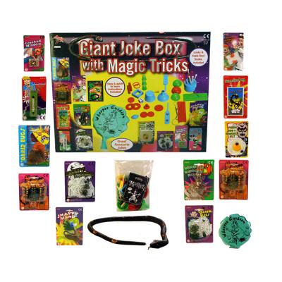 JUMBO JOKES & TRICKS SET