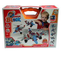 JR MECHANICS IN CASE (274PCS)